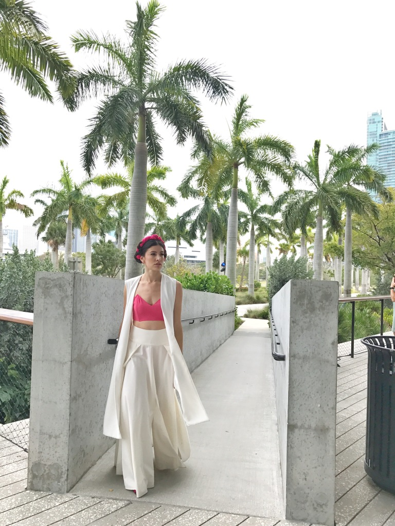 danie gomez ortigoza journey of a braid miami fashion week 2017